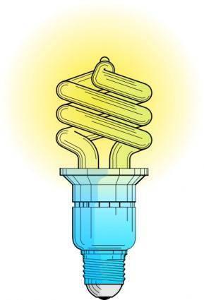 Мерцает энергосберегающая лампочка в выключенном состоянии