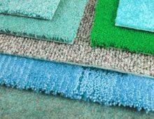 Чистка коврового покрытия в домашних условиях