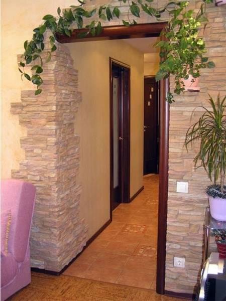 оформление дверных проемов в квартире фото ремонт в квартире