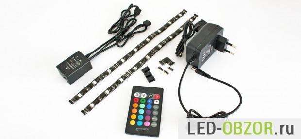 Как приклеить светодиодную ленту на потолок видео