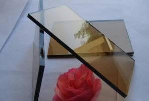 Однокамерный стеклопакет фото