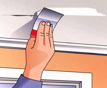 Как красить потолок водоэмульсионной краской валиком видео