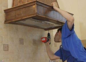 Как правильно выбрать вытяжку для газовой плиты