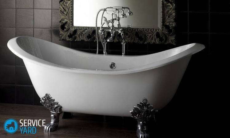 Как выбрать чугунную ванну советы экспертов