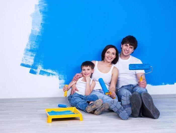 Подготовка стен к покраске водоэмульсионной краской