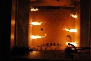 Как определить степень огнестойкости здания таблица