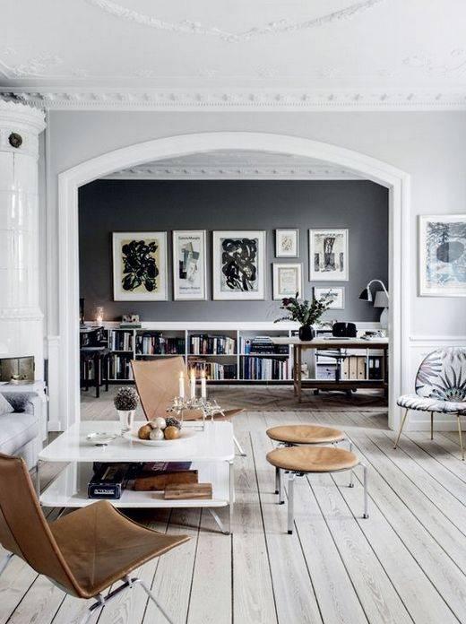 Современные арки в квартире фото