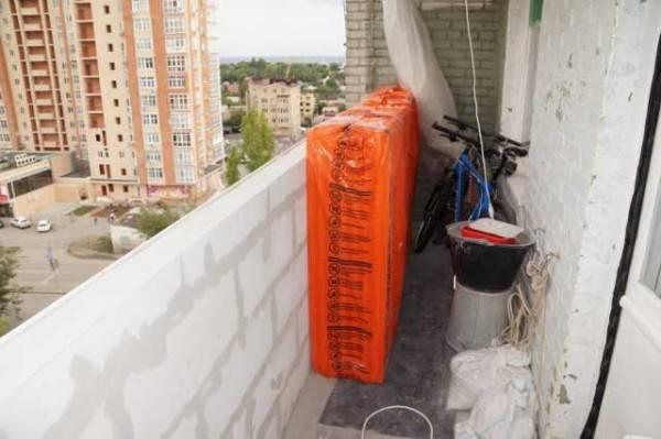 Соединение балкона с комнатой фото