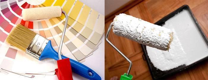 Угловой валик для покраски