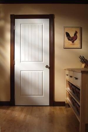 Под что подбирают двери межкомнатные