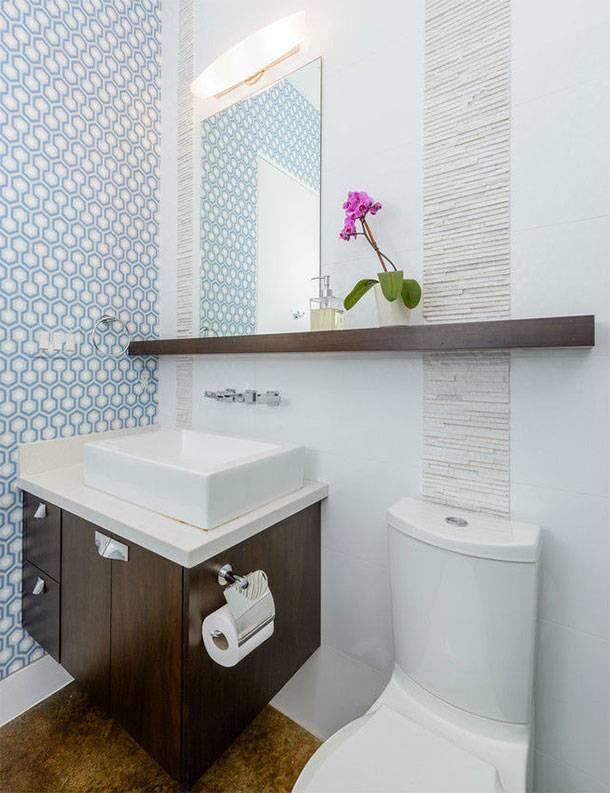 Дизайн туалетов маленьких размеров фото