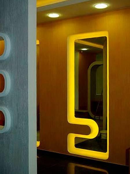 Зеркала в коридоре дизайн фото