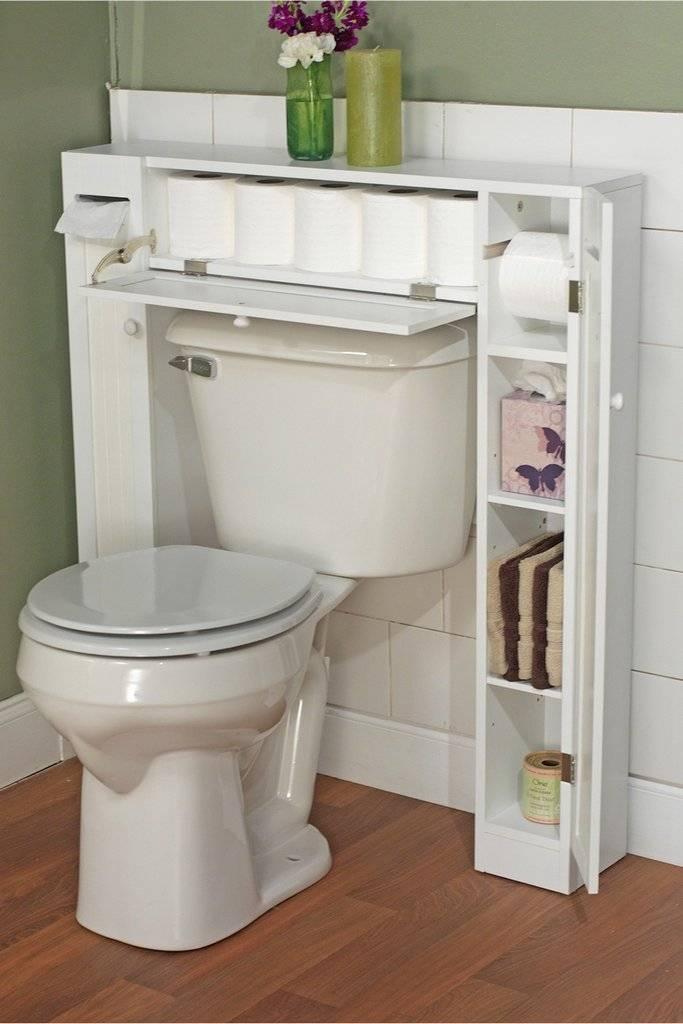 Дизайн туалета в панельном доме