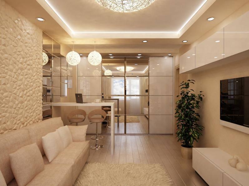 Дизайн двухуровневых натяжных потолков фото
