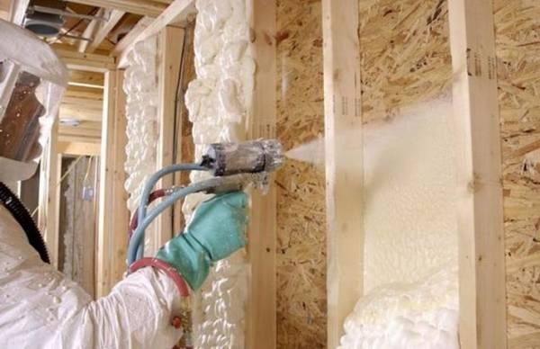 Как утеплить внутреннюю стену в квартире