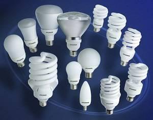 Использование энергосберегающих ламп