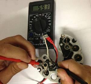 Как работать с мультиметром dt 832