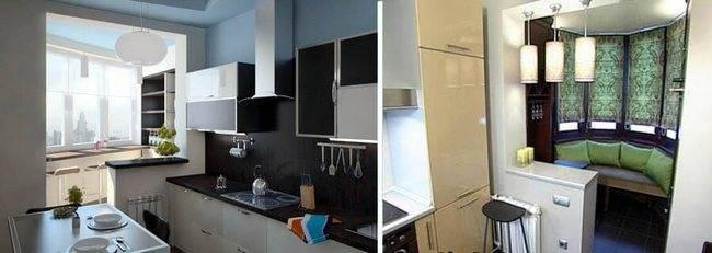 Увеличение комнаты за счет балкона фото