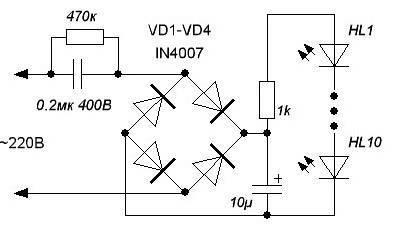 Светодиоды для освещения дома