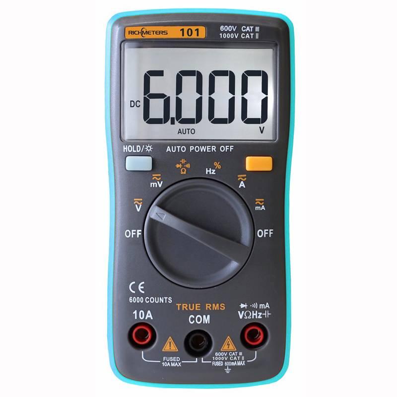Как пользоваться мультиметром dt 838 видео