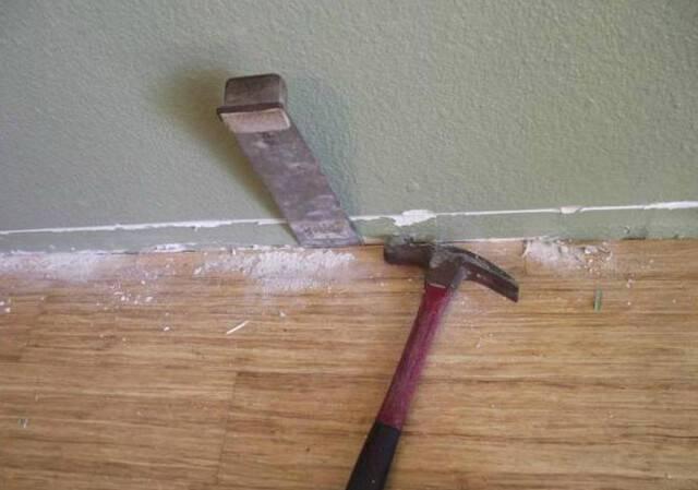 Что сделать чтобы не скрипели полы