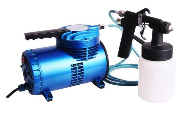 Краскопульты электрические 220в для покраски дома