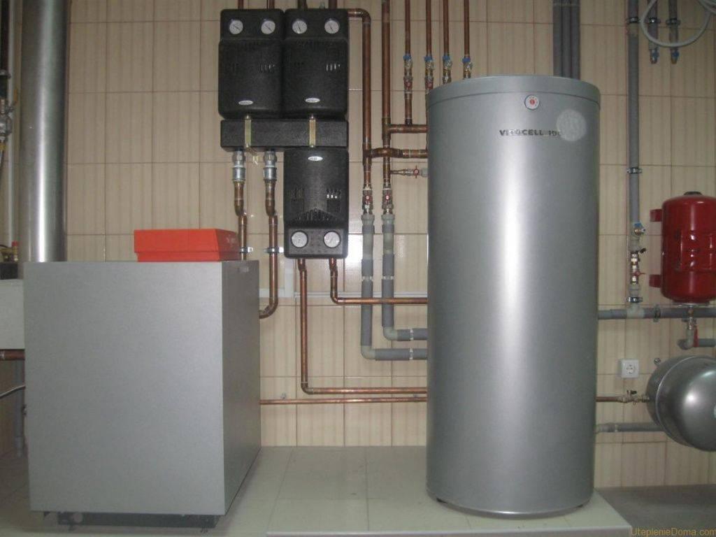 Выбираем газовый котел для частного дома