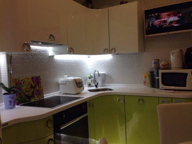 Цветовая гамма кухни фото и материалы