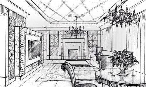 Малюнки про свою кімнату