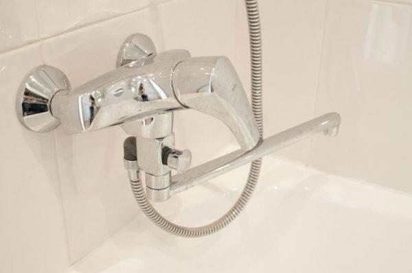 Как подсоединить смеситель в ванной