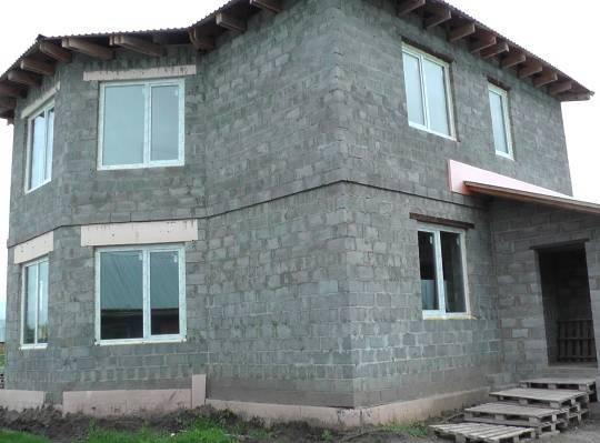 Можно ли строить дом из керамзитобетонных блоков