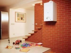 Виды газовых котлов для частных домов