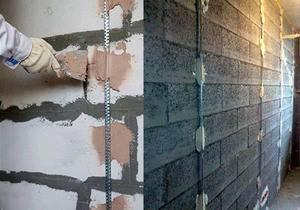 Технология штукатурки стен из газобетона