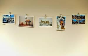 Крепеж для картин на стену без сверления