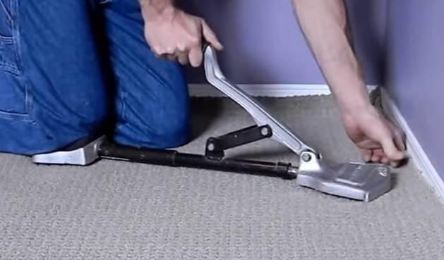 Как правильно стелить ковролин на деревянный пол