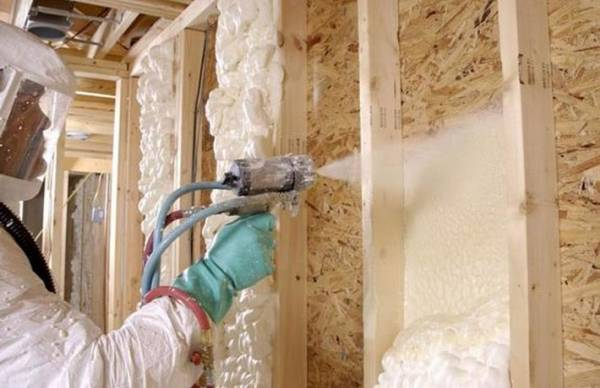 Чем можно утеплить стену в квартире изнутри
