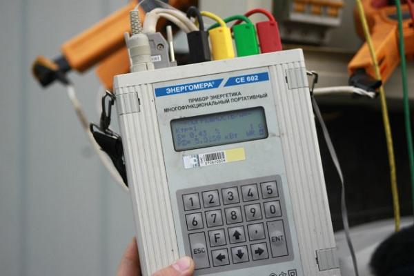 Поверка электросчетчиков без снятия в московской области