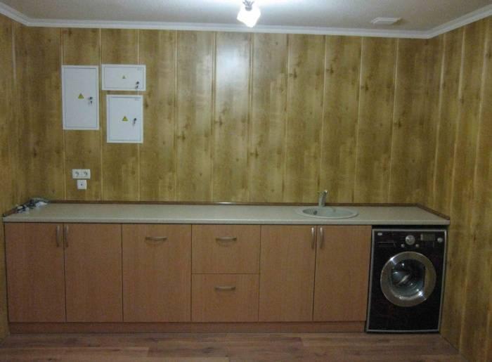 Чем отделать стены кухни в квартире