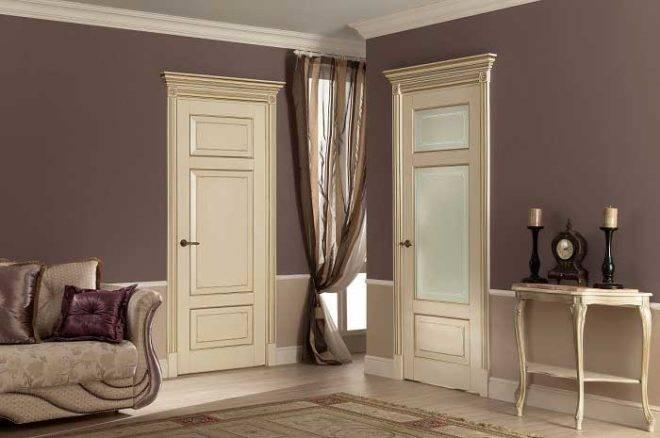 Какого цвета выбрать двери межкомнатные