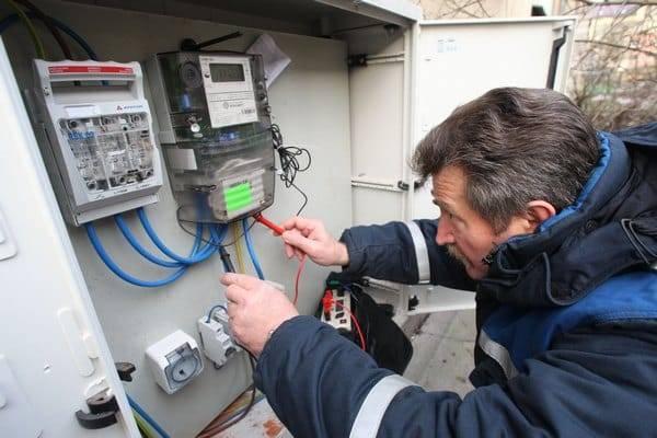 Где проверить счетчик электроэнергии