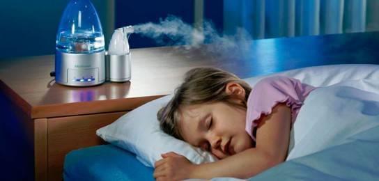 Почему в квартире сухой воздух