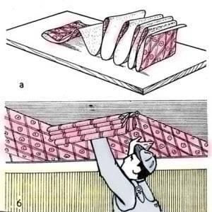 Как клеить фотопанно на стену