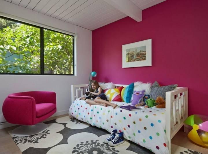 Покраска стен водоэмульсионной краской дизайн