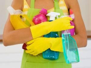 Средство для мытья акриловой ванны