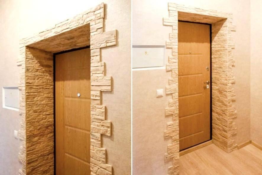 Ремонт дверных проемов
