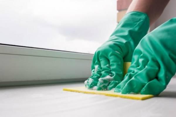 Как правильно мыть пластиковые окна без разводов