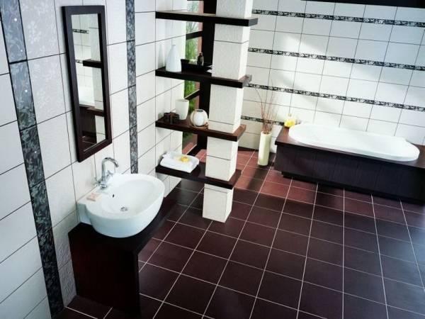 Как выбрать плитку в ванную комнату видео