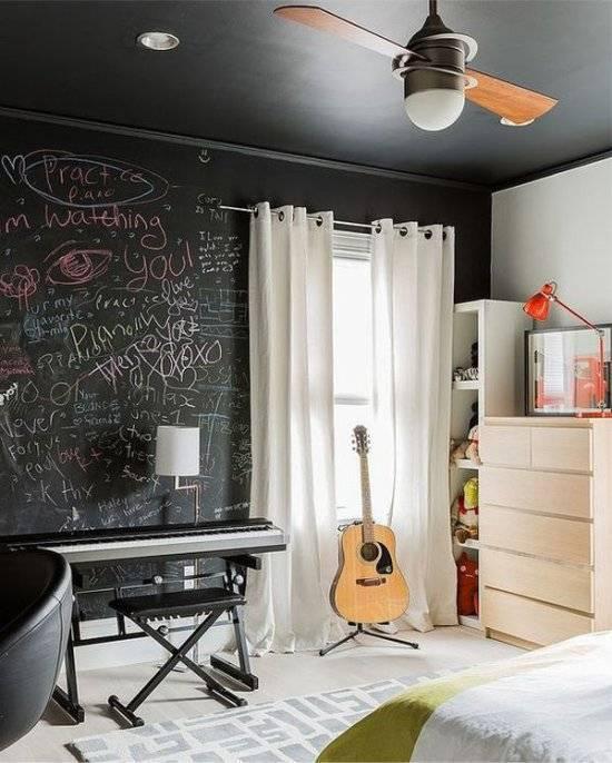 Дизайн дитячої кімнати для хлопчика фото
