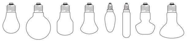 Какая лампа лучше светодиодная или энергосберегающая